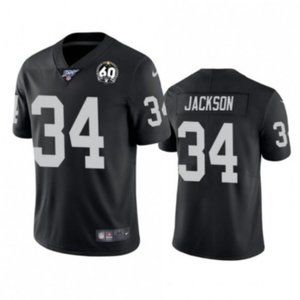 Oakland Raiders Bo Jackson 60th Season Jersey